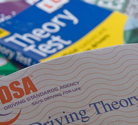 preparation for driving test theory