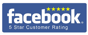 5 Star Rating on Facebook