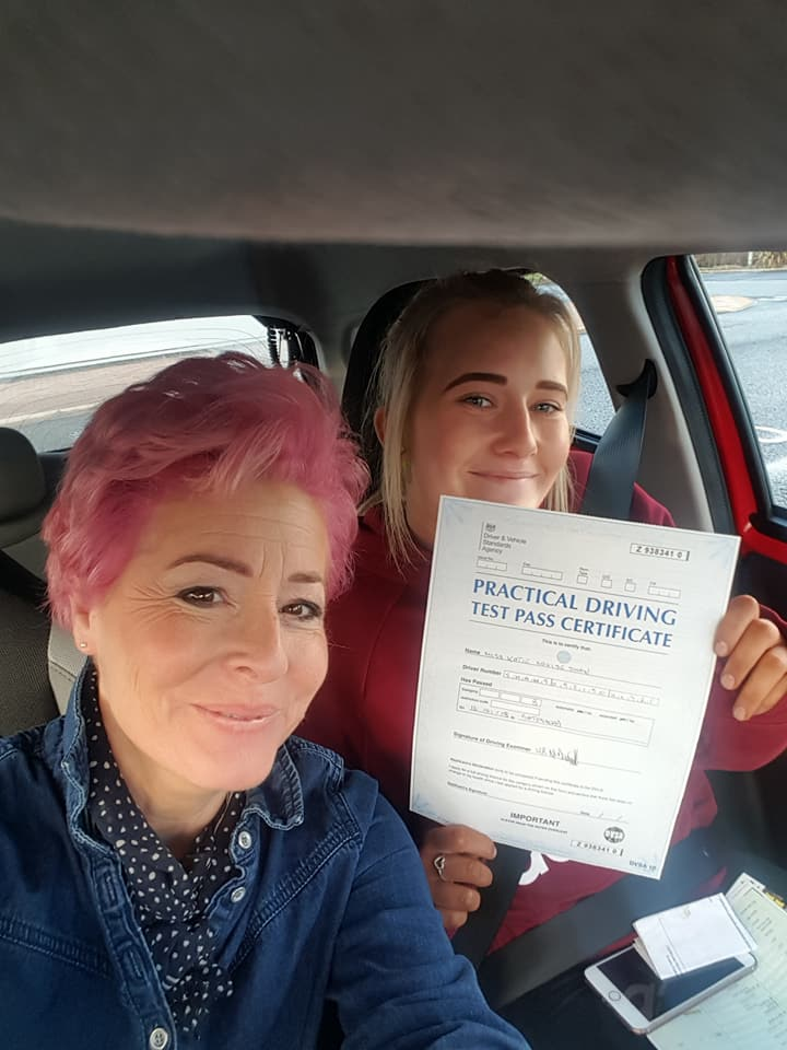 Katie Shaw Driving Lessons Newcastle