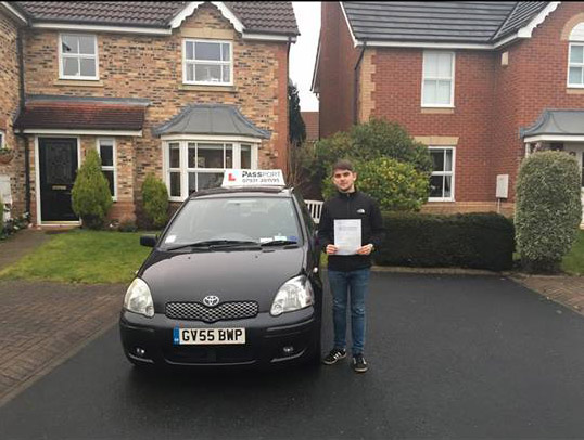 Paddy Hill Driving Lessons Gosforth